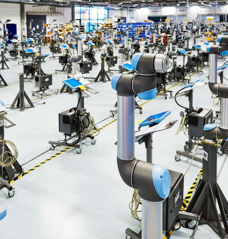 Collaborative Robots to show its latest technology in industrial sectors